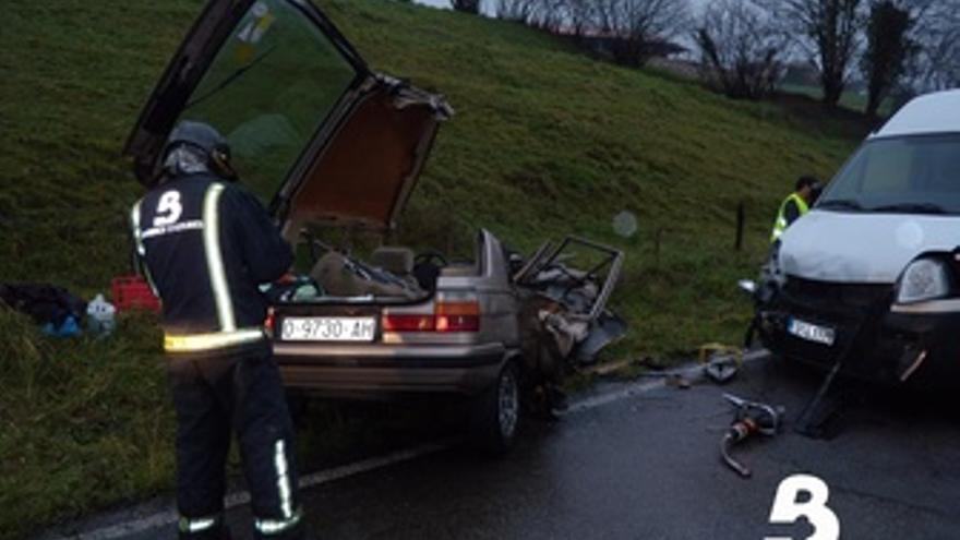 Accidente De Tráfico En Llanera