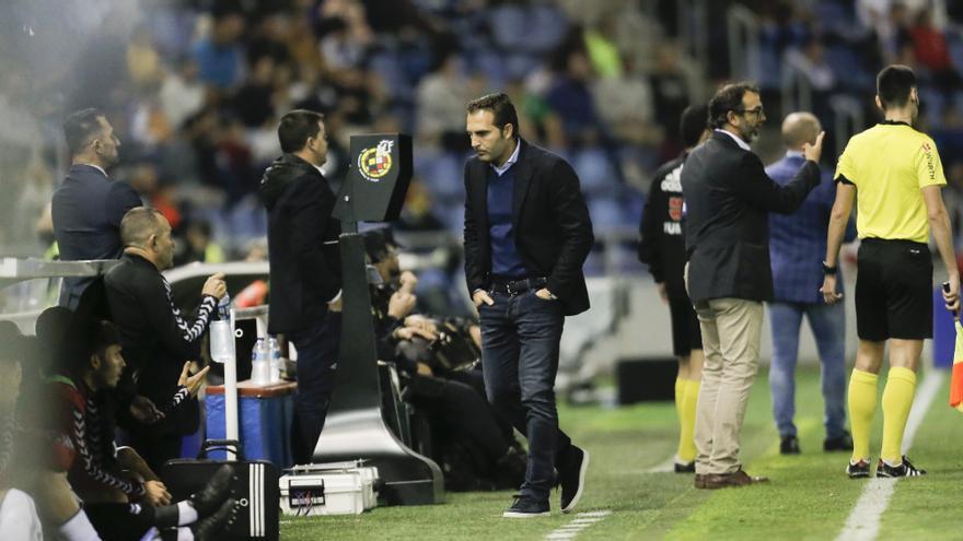Rubén Baraja le ha cambiado la cara al CD Tenerife.