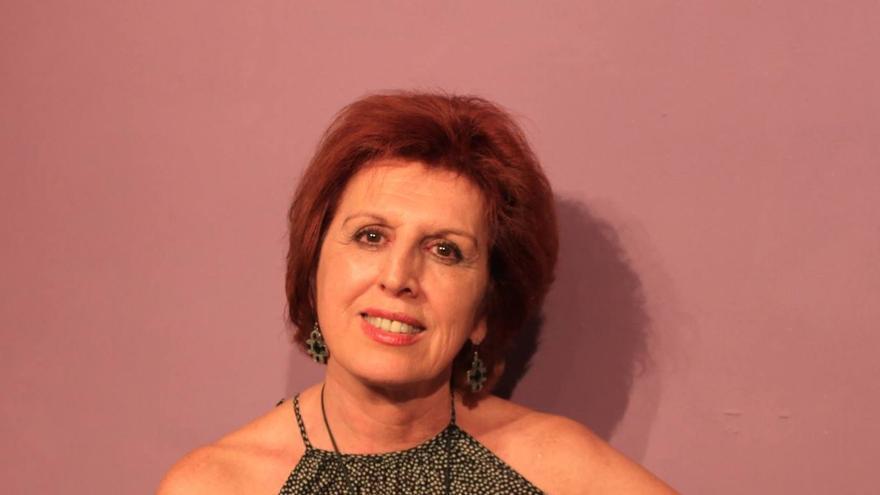 María Ángeles García, candidata de Podemos a la alcaldía de Cuenca