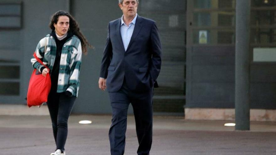 Joaquim Forn sale de prisión para trabajar como jurista en Mediapro