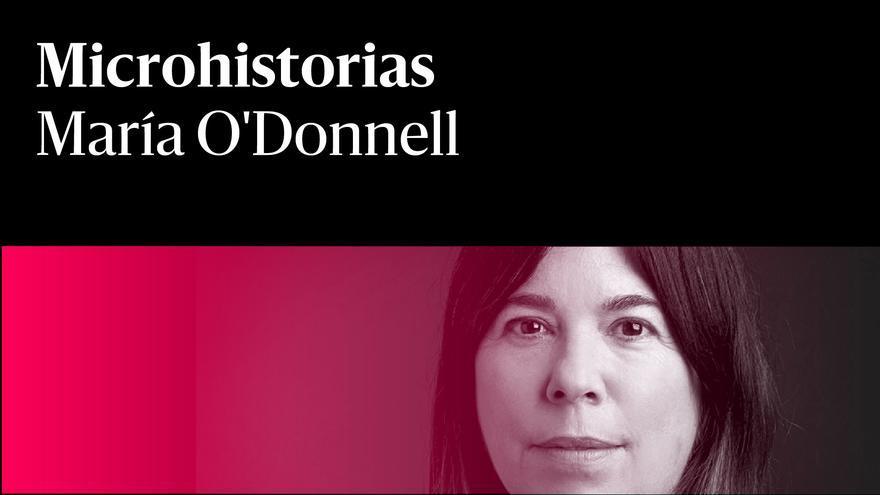 Maria Odonnell Microhistorias rojo