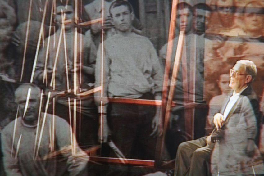 Documental y recuerdo a Patxi Andión: 'Memoria del tiempo devastado'