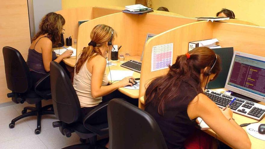 El sector del contact center convoca una nueva huelga de 24 horas el próximo 28 de noviembre