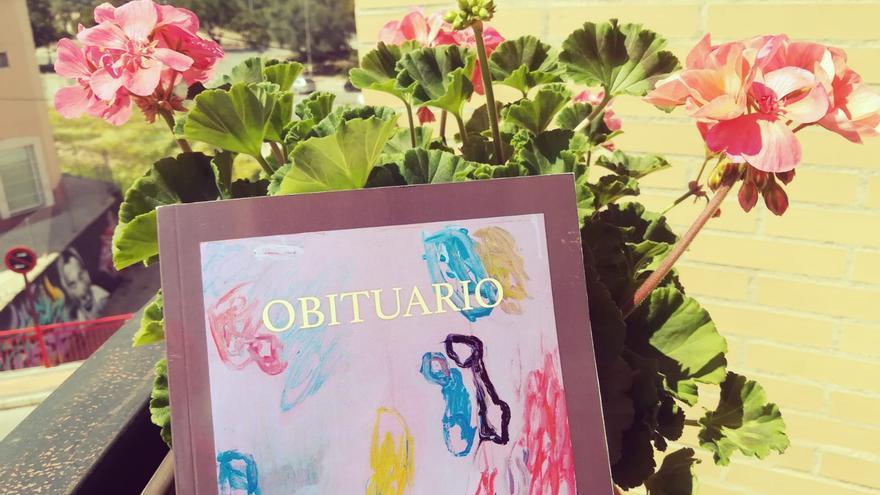 La novela 'Obituario', de Francisco Pino
