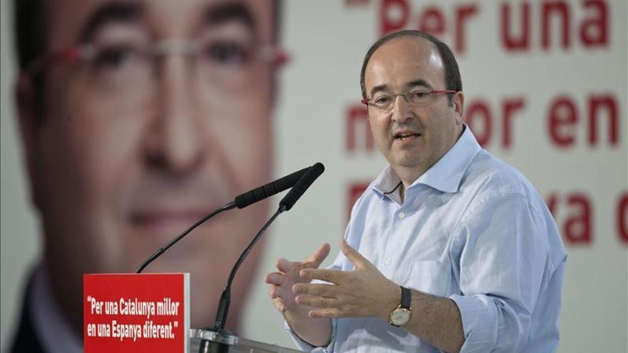 """Iceta: """"Margallo ha salido a echar un capote a su presidente ignorante"""""""