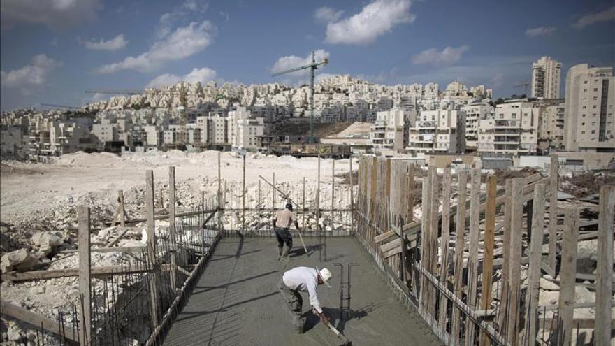 Israel descarta limitar la construcción en Jerusalén Este