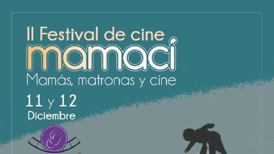 Parte del cartel del festival Mamaci