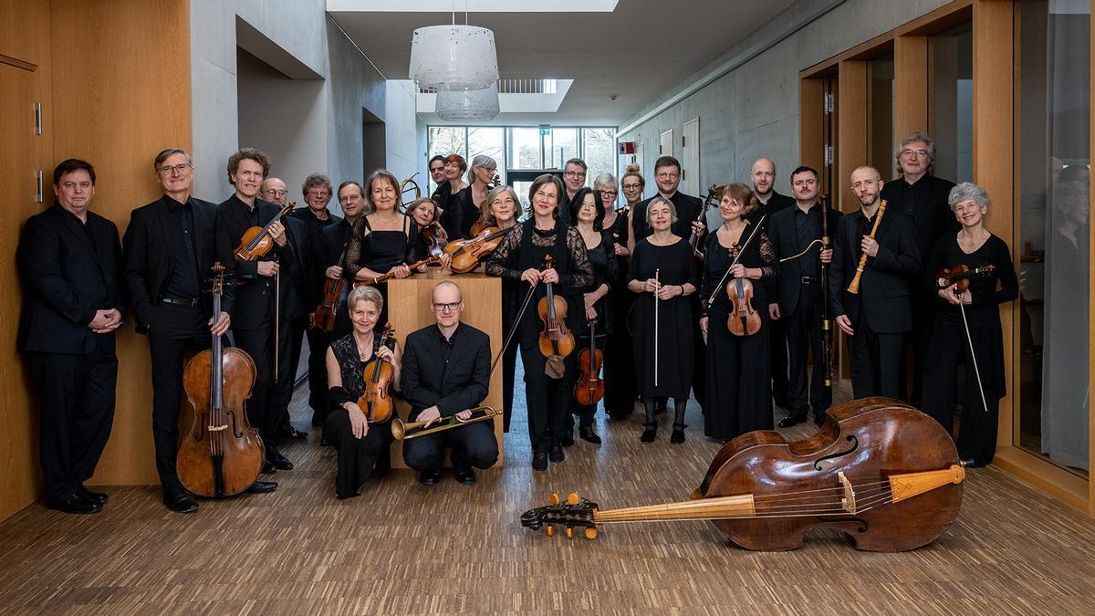 Orquesta Barroca de Friburgo.