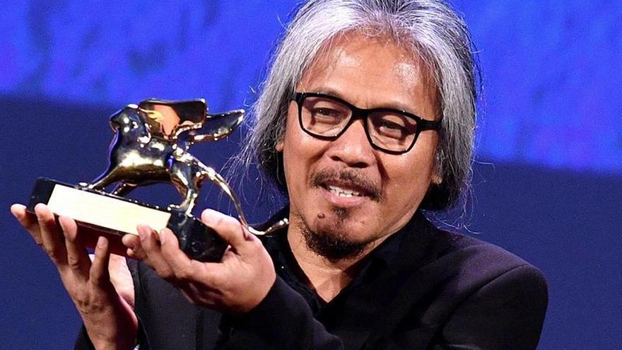 """El filipino Lav Diaz gana el """"León de Oro"""" de la Mostra de Cine de Venecia"""