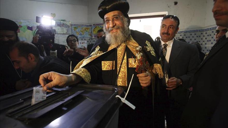 Teodoro II viaja a Jerusalén, la primera visita de un papa egipcio en décadas