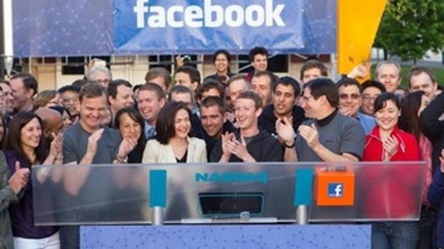 Inicio De Facebook En Bolsa Por Facebook