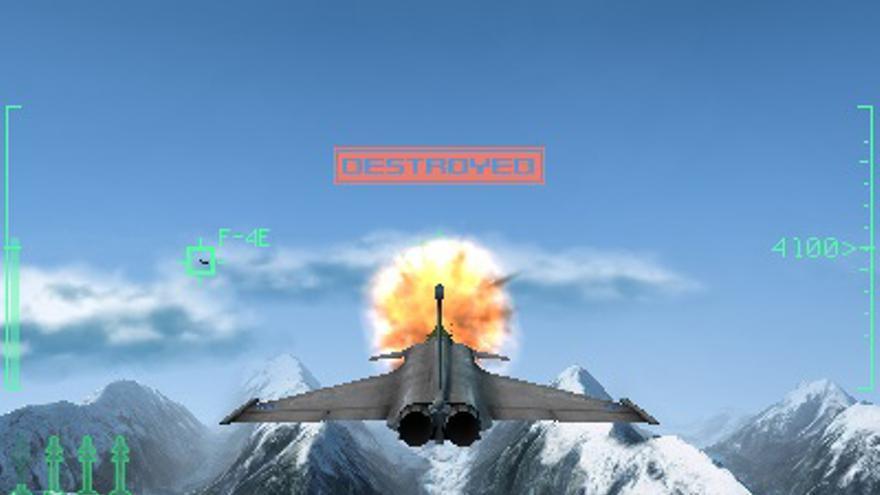 ace combat 3ds