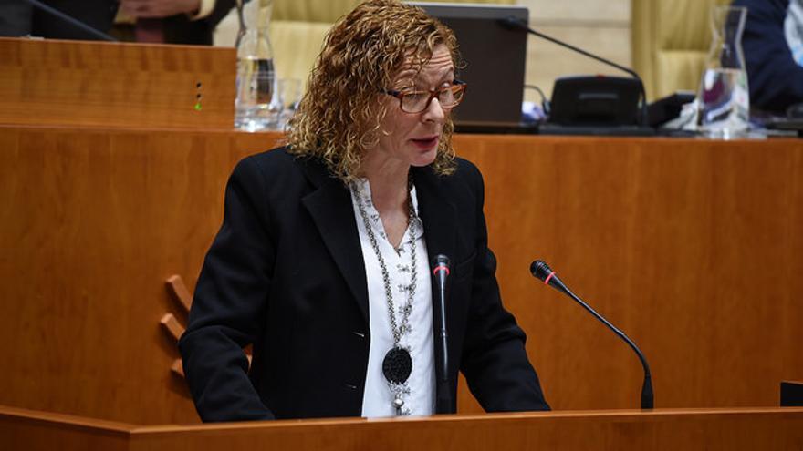 Maria Angeles Ugalde diputada PSOE Extremadura