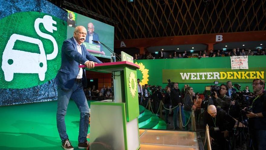 Los Verdes alemanes, sin miedo y sin complejos hacia las elecciones generales