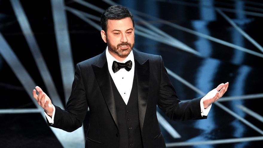 Jimmy Kimmel, maestro de ceremonias de los Oscar 2017
