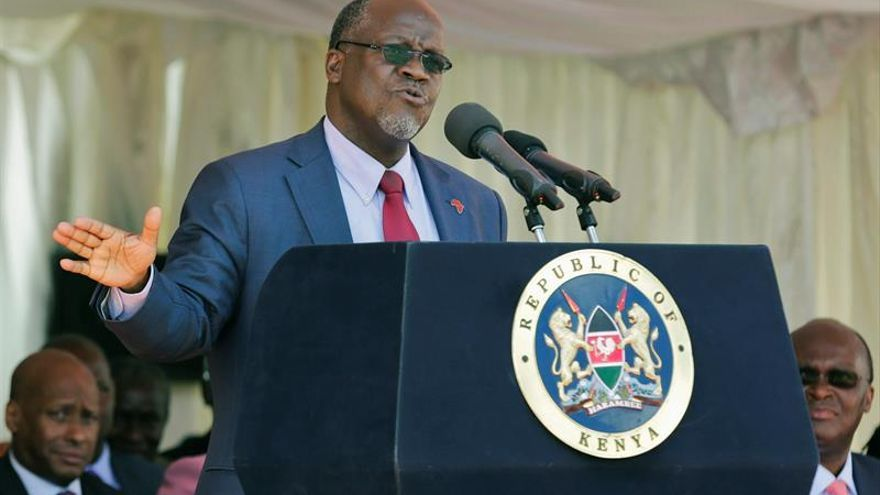 Detenida la diputada de la oposición tanzana por un supuesto insulto al presidente