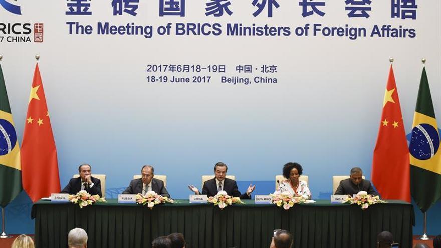 El conflicto fronterizo entre China e India eclipsa el encuentro de seguridad de los BRICS