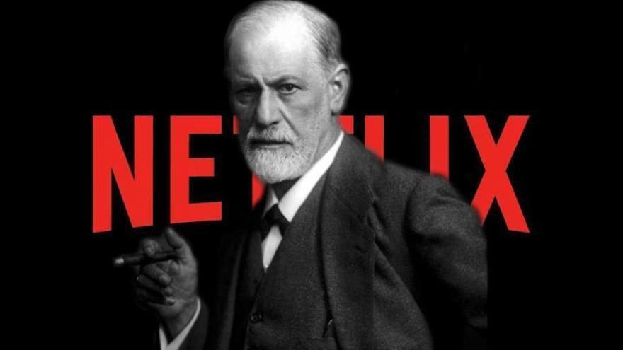Sigmund Freud dejará el psiconálisis para cazar asesinos en la nueva serie de Netflix