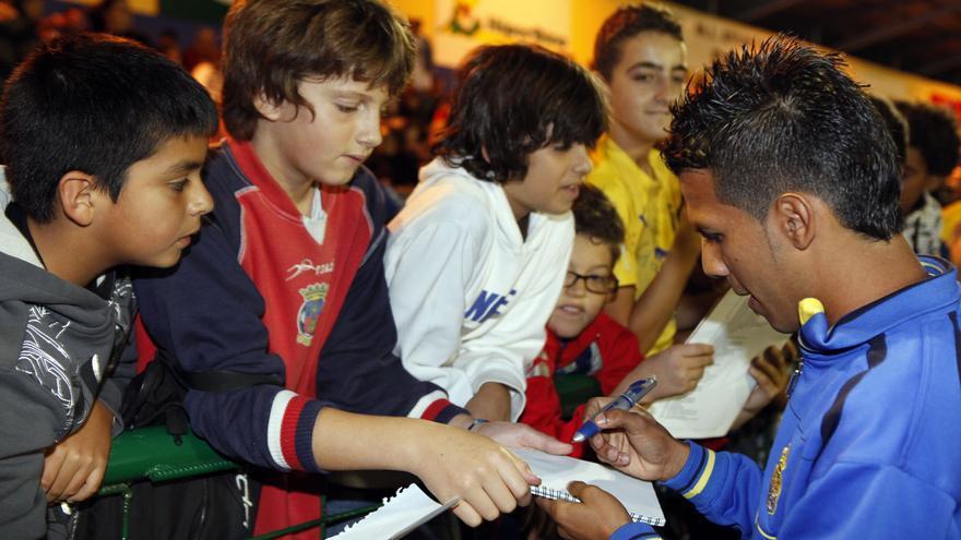 Del encuentro benéfico: UD Las Palmas-Telde #4
