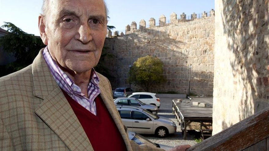 El poeta y preso del franquismo Marcos Ana.
