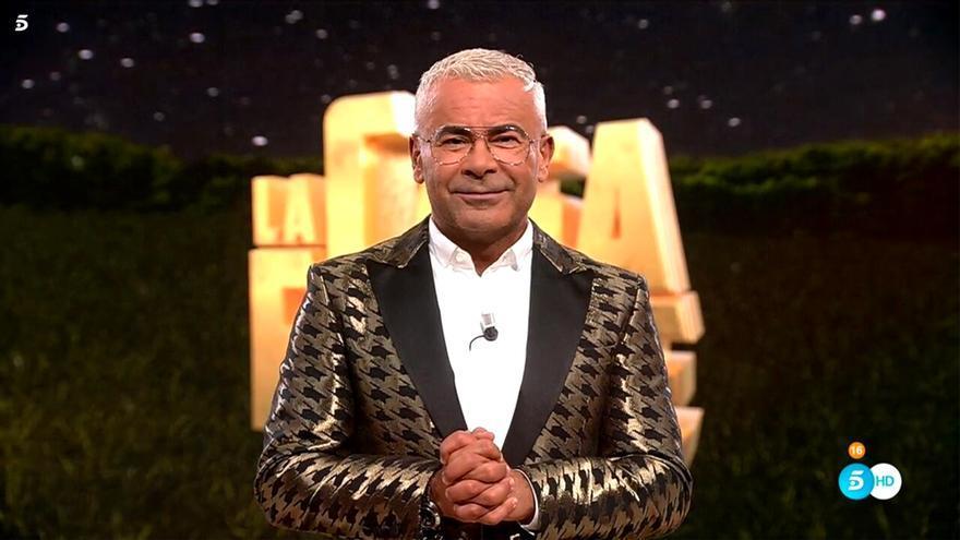 Jorge Javier Vázquez en 'La casa fuerte' de Telecinco