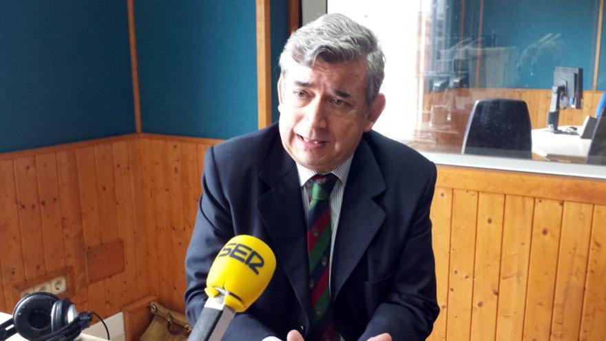 Rafael Losada es presidente de la Sala de lo Contencioso-Administrativo del TSJC desde el año 2010.
