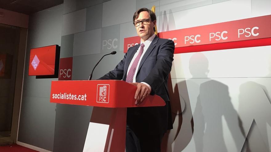 Un total de 14.322 militantes del PSC podrán participar en las primarias del PSOE