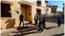 Nueve detenidos y 322 kilos de marihuana incautados en Aragón y Cataluña