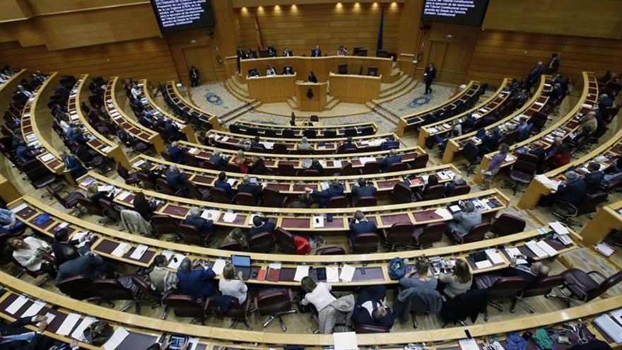 El PP y PSOE barajan incluir al PNV en la Mesa del Senado