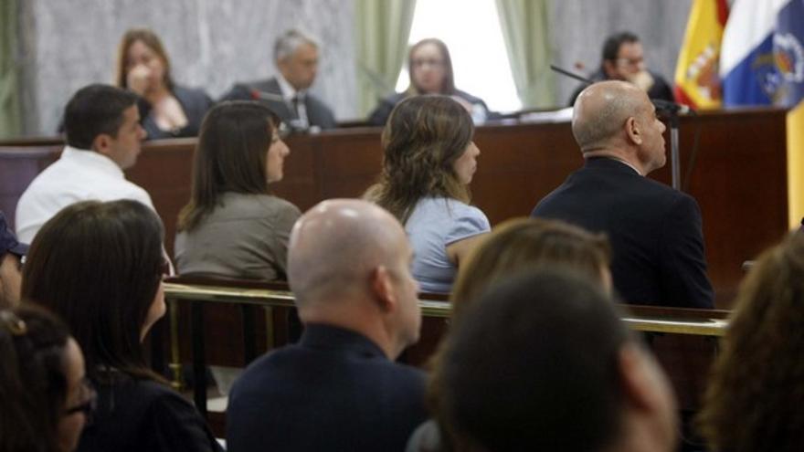 Del juicio del 'caso Kárate' #13