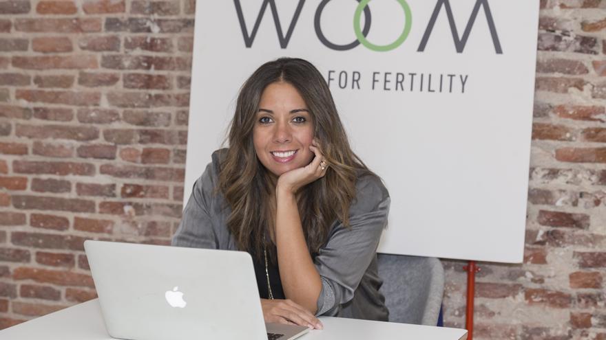 Clelia Morales, cofundadora de Woom