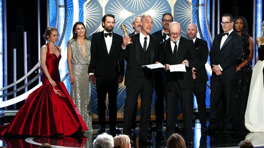 Globos de Oro 2019: The Americans recibe su premio