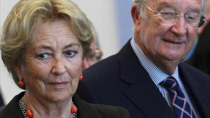 """Alberto II reconoce que """"la familia real belga ha recibido una lección de humildad"""""""