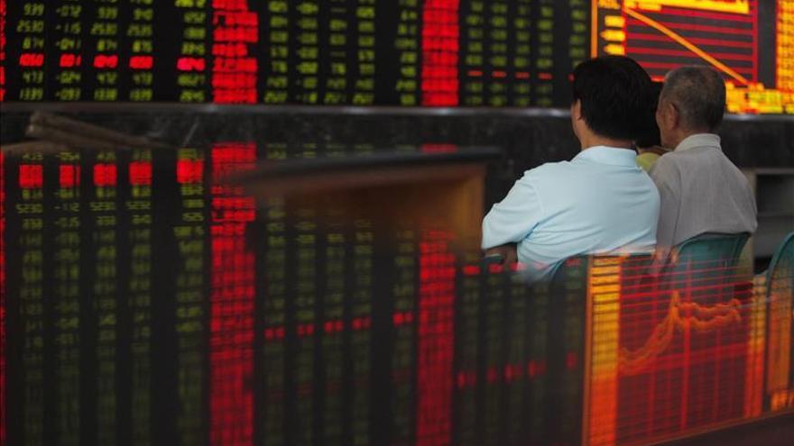 La Bolsa de Shanghái cierra por festividades del Primero de Mayo