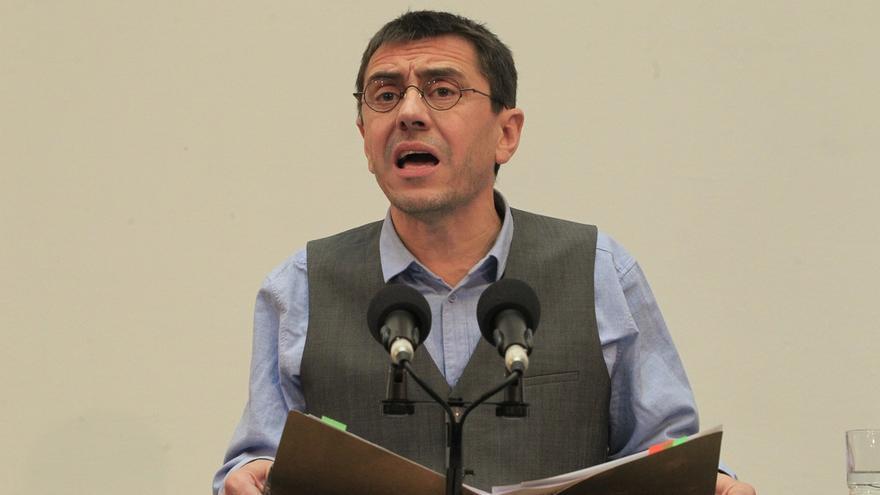 """El PP aconseja a Podemos """"tapar la boca"""" a Monedero para acabar con su """"campaña sucia"""" de insultos"""