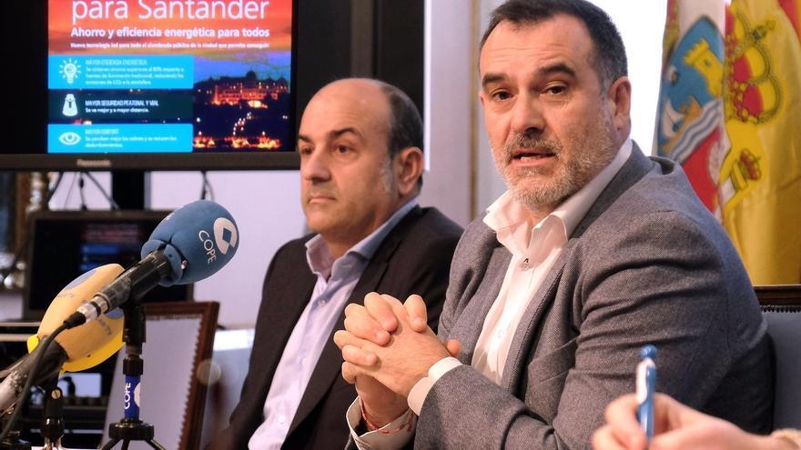 Santander renovará sus 23.000 luminarias por tecnología led entre marzo y octubre