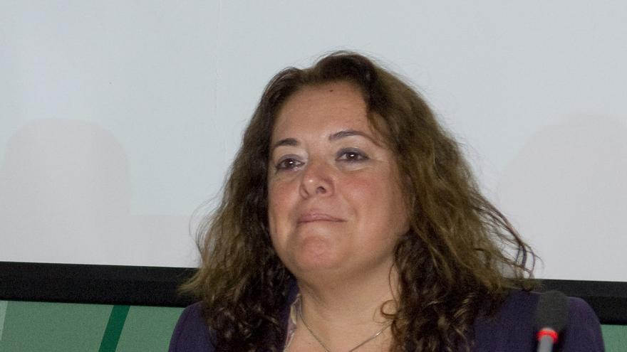 Encarnación Aguilar (Sevilla, 1966) es directora general de Violencia de Género y Asistencia a Víctimas