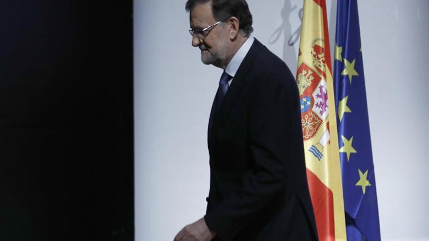 """Rajoy ve """"magnífico"""" el acuerdo del techo de gasto y buen inicio de Gobierno"""