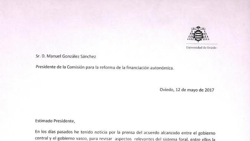 Carta de dimisión de Carlos Monasterio