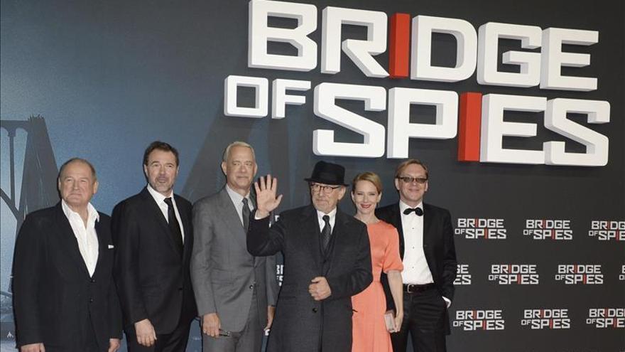 """""""El puente de los espías"""", de Spielberg, y """"En el corazón del mar"""", en cines"""