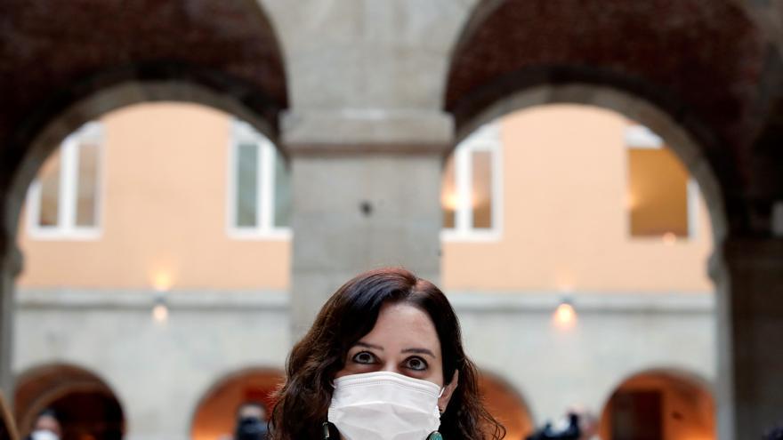 Madrid firma convenios con farmacias y odontólogos para hacer antígenos