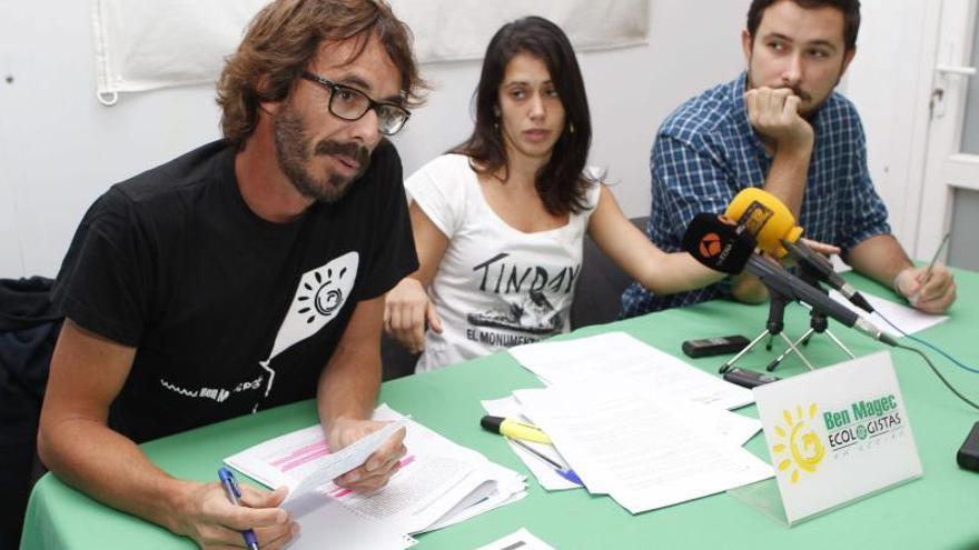 Ben Magec denuncia que el Cabildo protege a Chillida en lugar de a Tindaya