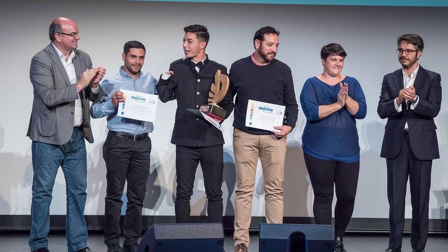 Premio al Deporte y Movilidad Funcional.