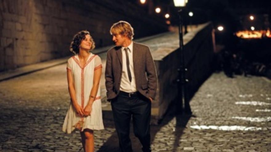 Medianoche En París De Woody Allen