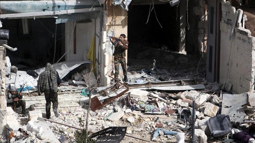 Rebeldes de Alepo ponen condiciones para aceptar EL plan del mediador de la ONU