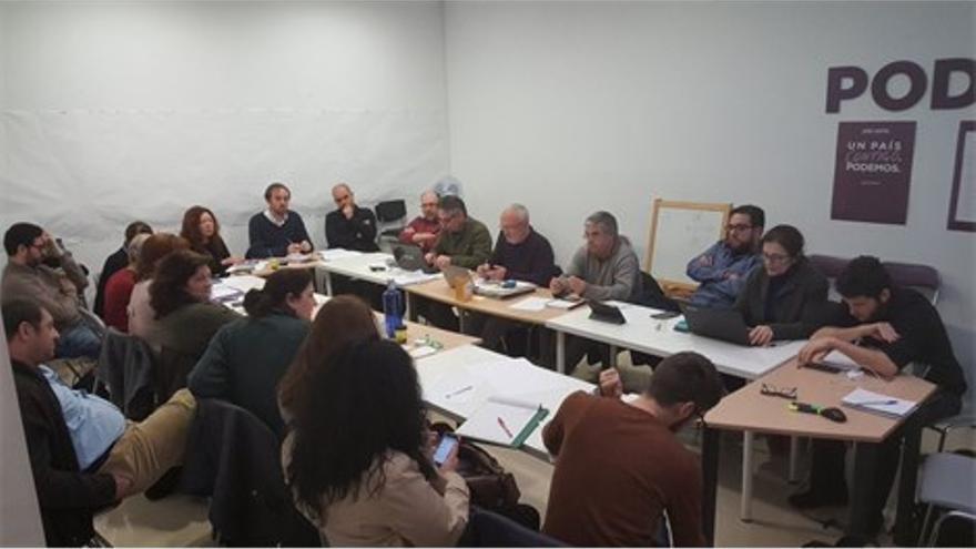 Consejo Ciudadano Valenciano de Podemos.
