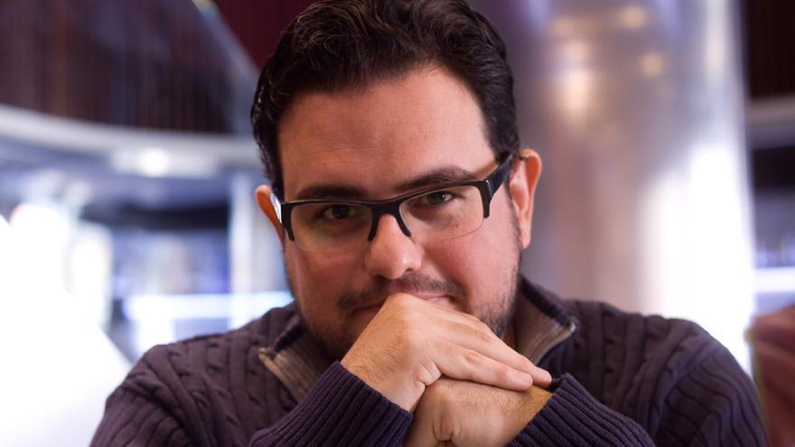 Alfonso Burgos, autor del documental `La memoria de las manos¨ / E. R.