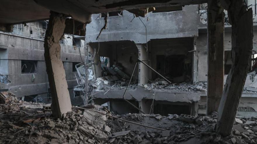 Cinco menores mueren al explotar una mina en Guta Oriental, según una ONG siria