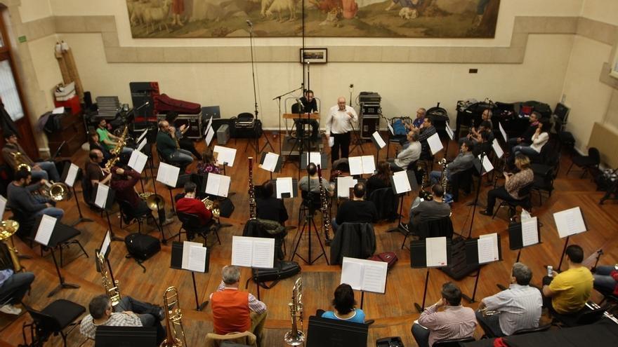 La Banda de Bilbao rinde homenaje a la música vasca este domingo en Madrid