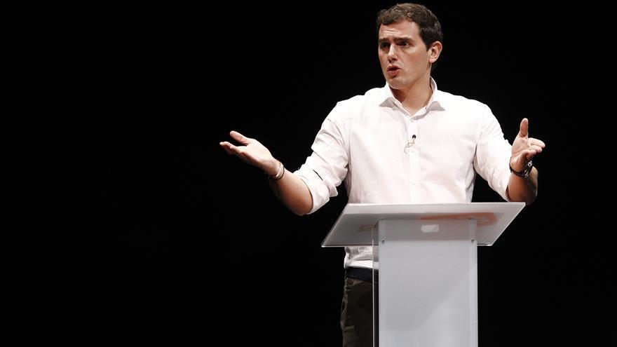 Rivera hará un día de campaña en Bruselas junto al eurodiputado y candidato Girauta